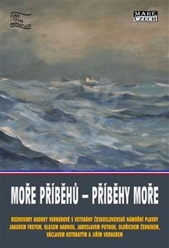 Moře příběhů - příběhy moře - Andrea Vernerová