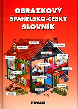 Obrázkový španělsko - český slovník -