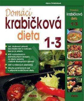 Domácí krabičková dieta 1-3 - Alena Doležalová