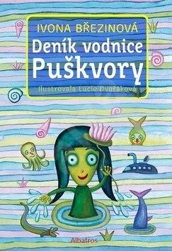 Deník vodnice Puškvory - Ivona Březinová