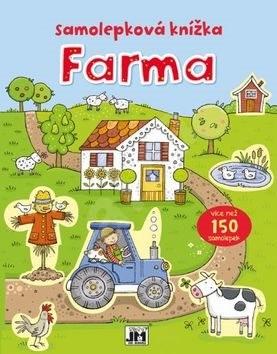 Farma: Samolepková knížka -