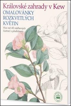 Královské zahrady v Kew: Omalovánky rozkvetlých kvě -
