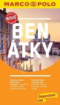 Benátky: Průvodce s cestovním atlasem a přiloženou mapou -