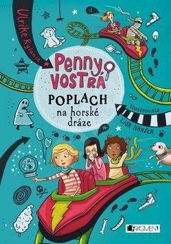 Penny Vostrá Poplach na horské dráze - Ulrike Rylance