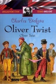 Oliver Twist: Dvojjazyčné čtení česko-anglické -