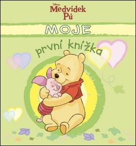 Medvídek Pú Moje první knížka: zelená -