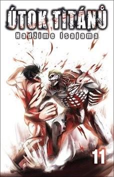 Útok titánů 11 - Hadžime Isajama