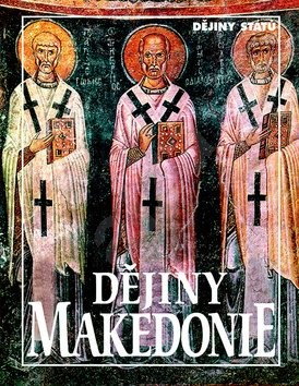 Dějiny Makedonie - Jan Rychlík; Miroslav Kouba