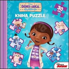 Doktorka Plyšáková Kniha puzzle 30 dílků -