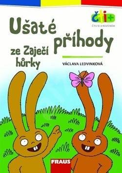 Čti+ Ušaté příhody ze Zaječí hůrky - Václava Ledvinková