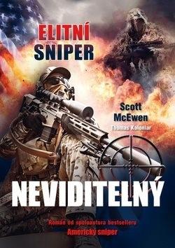 Elitní sniper Neviditelný - Scott McEwen; Thomas Koloniar