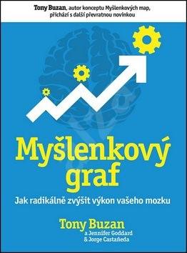 Myšlenkový graf: Jak radikálně zvýšit výkon vašeho mozku - Tony Buzan; Jennifer Goddard; Jorge Castaneda