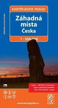Záhadná místa Česka: 1 : 500 000 -