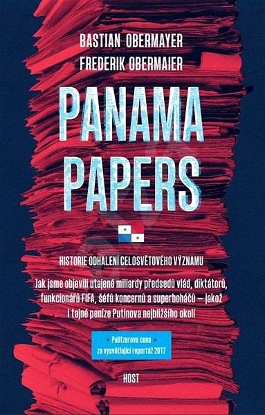 Panama Papers - Frederik Obermaier; Bastian Obermayer