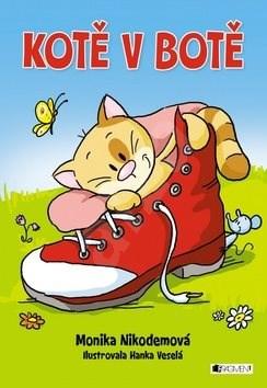 Kotě v botě - Monika Nikodémová