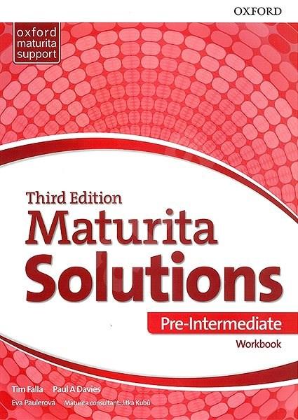 Maturita Solutions 3rd Edition Pre-Intermediate Workbook Czech Edition -