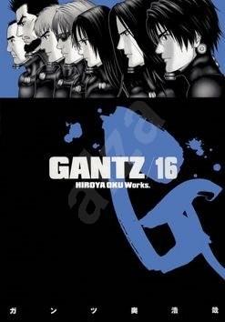 Gantz 16 - Hiroja Oku; Hiroja Oku