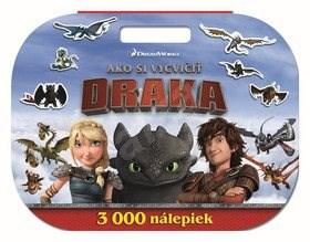 Ako si vycvičiť draka: 3 000 nálepiek -