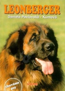 Leonberger - nové vydání - Daniela Pavlovská-Kuntová