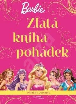 Barbie Zlatá kniha pohádek -