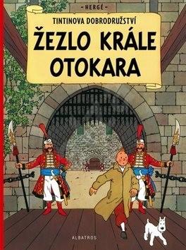 Tintin Žezlo krále Otokara - Hergé