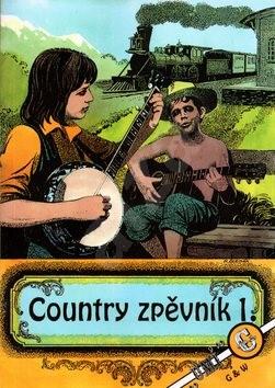 Country zpěvník 1. - kolektiv autorů