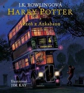 Harry Potter a vězeň z Azkabanu (3. díl ilustrované vydání) - Joanne K. Rowlingová