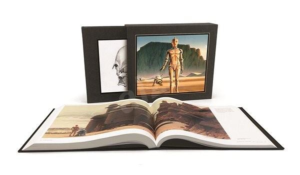 Star Wars Art Ralph McQuarrie: Výpravné dvousvazkové vydání všech kreseb a maleb Ralpha McQuarrieho  - Collective authors