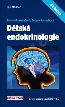 Dětská endokrinologie do kapsy - Renata Pomahačová; Božena Kalvachová