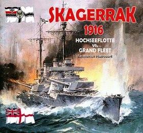 Skagerrak 1916: Hochseeflotte vs. Grand Fleet - Emmerich Hakvoort