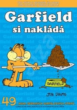 Garfield si nakládá: číslo 49 - Jim Davis