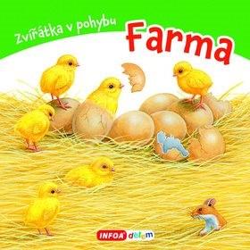 Zvířátka v pohybu Farma -