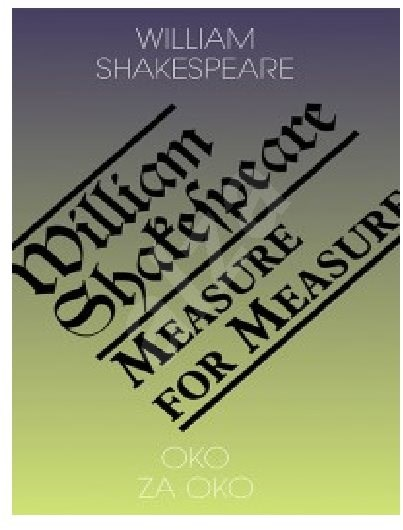 Oko za oko / Measure for Measure - William Shakespeare