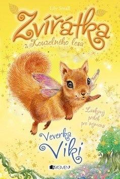 Zvířátka z Kouzelného lesa Veverka Viki - Lily Small