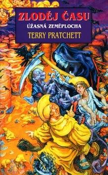 Zloděj času - Terry Pratchett; Josh Kirby
