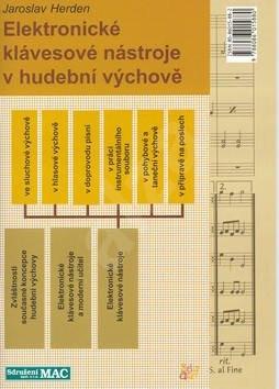 Elektronické klávesové nástroje: v hudební výchově - Jaroslav Herden