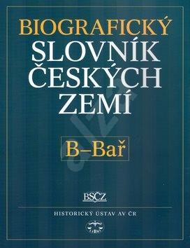Biografický slovník českých zemí, B - Bař: 2.sešit - Pavla Vošahlíková