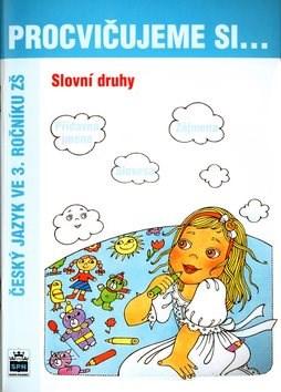 Procvičujeme si Slovní druhy: Český jazyk ve 3.ročníku ZŠ -