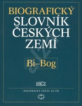Biografický slovník českých zemí, Bi - Bog: 5. sešit - Pavla Vošahlíková