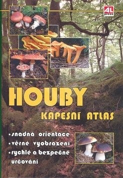 Houby Kapesní atlas -