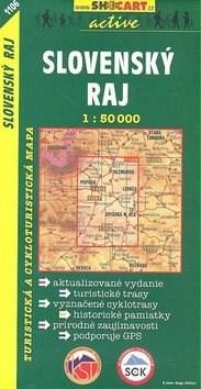 Slovenský ráj 1:50 000: 1106 -