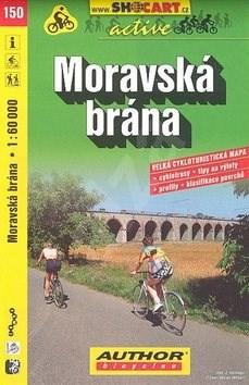 Moravská brána 1:60 000: 150 -