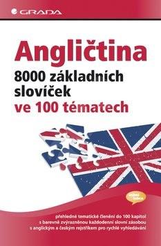 Angličtina: 8000 základních slovíček ve 100 tématech -