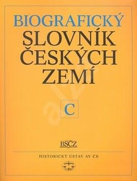 Biografický slovník českých zemí C: 9. sešit - Pavla Vošahlíková