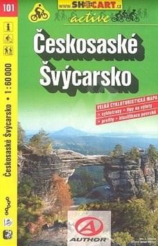 Českosaské Švýcarsko 1:60 000: 101 -