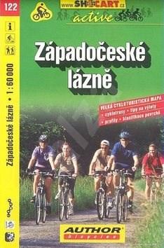 Západočeské lázně 1:60 000: 122 -