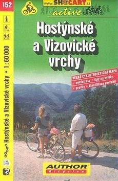 Hostýnskké a Vizovické vrchy 1:60 000: 152 -