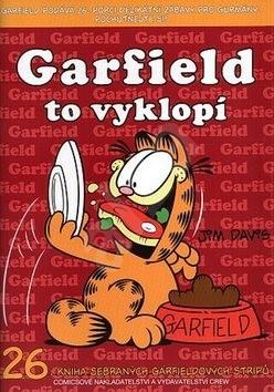 Garfield to vyklopí: Číslo 26 - Jim Davis
