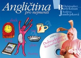 Zábavná angličtina pro děti: Králík Bunny a jeho dobrodružství - Christopher Barickman
