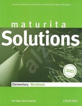 Maturita Solutions Elementary Workbook Czech edittion -